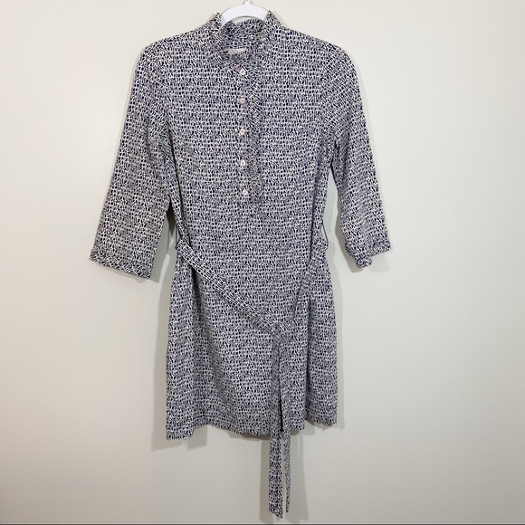 Lilly Pulitzer Sail Lilly Printed Dress Size 2